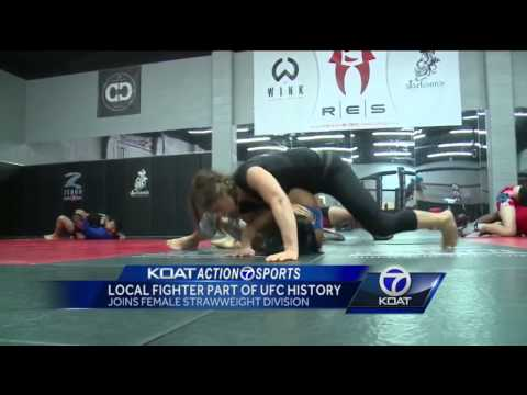 NM fighter part of UFC history