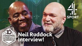 Liverpool, West Ham & Spurs Legend Neil 'Razor' Ruddock Interview! | The Real Football Fan Show