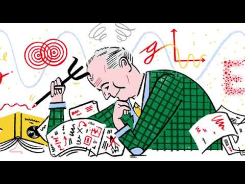 Max Born Google Doodle | Max Born was Quantum Mechanics Pioneer