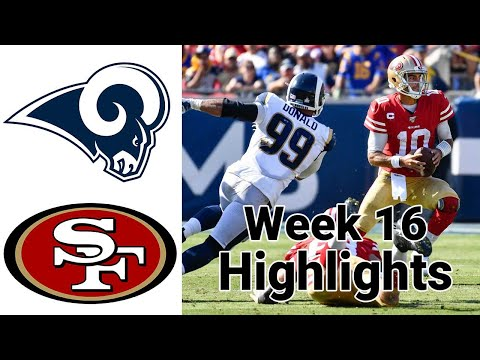 Rams Vs 49ers 31 34 Saturday Night Football To Remember