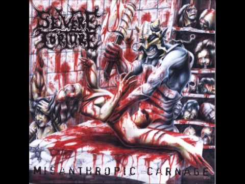 Severe Torture - Castrated