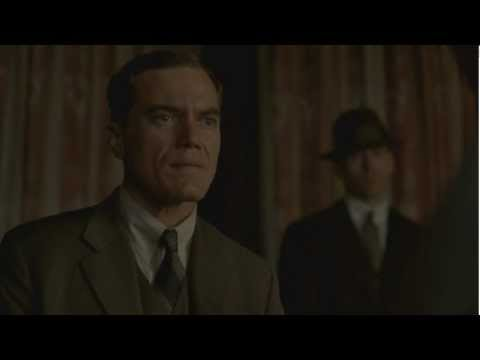 Boardwalk Empire - Van Alden Dines With Capone