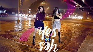"[KPOP IN PUBLIC CHALLENGE MEXICO] TWICE(트와이스) ""YES or YES"" Dance Cover By 8 HOURS From México"
