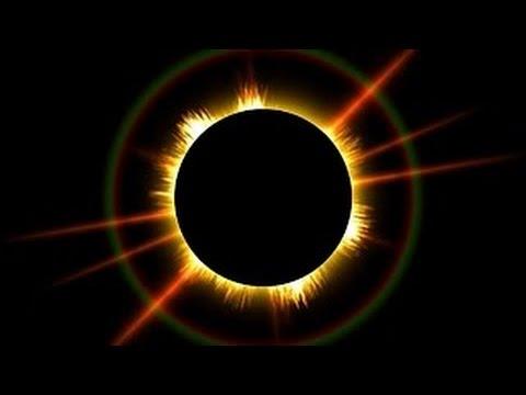 Solar eclipse - Full solar eclipse - Eclipse of the Sun