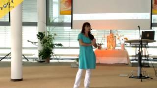 Vegane Ayurveda Ernährung und Therapie mit Julia Lang - Ayurveda Kongress 2014
