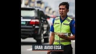 Avoid booking along EDSA, Grab riders told