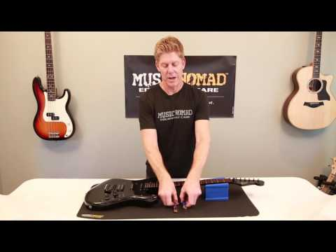 How to use Fretboard & Fingerboard GRIP Guards to Protect your Fretboard