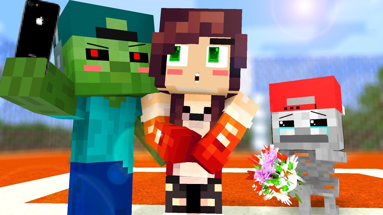 Mob Kids Life 3 - Craftronix Minecraft Animation