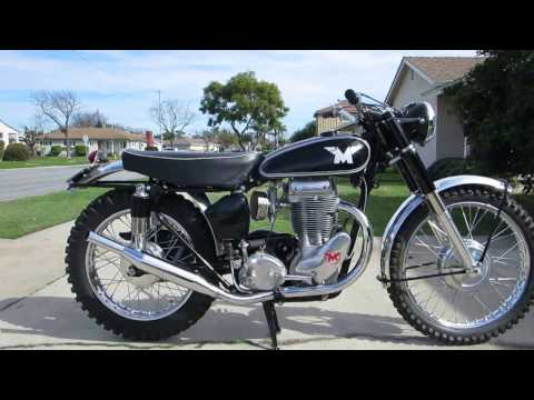 1956 Matchless G80CS (500cc)