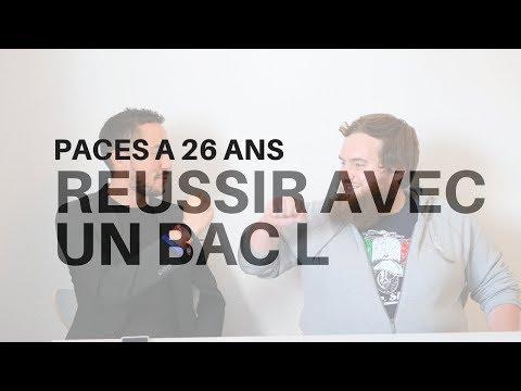 IL RÉUSSIT SA PACES AVEC UN BAC L À 26 ANS !
