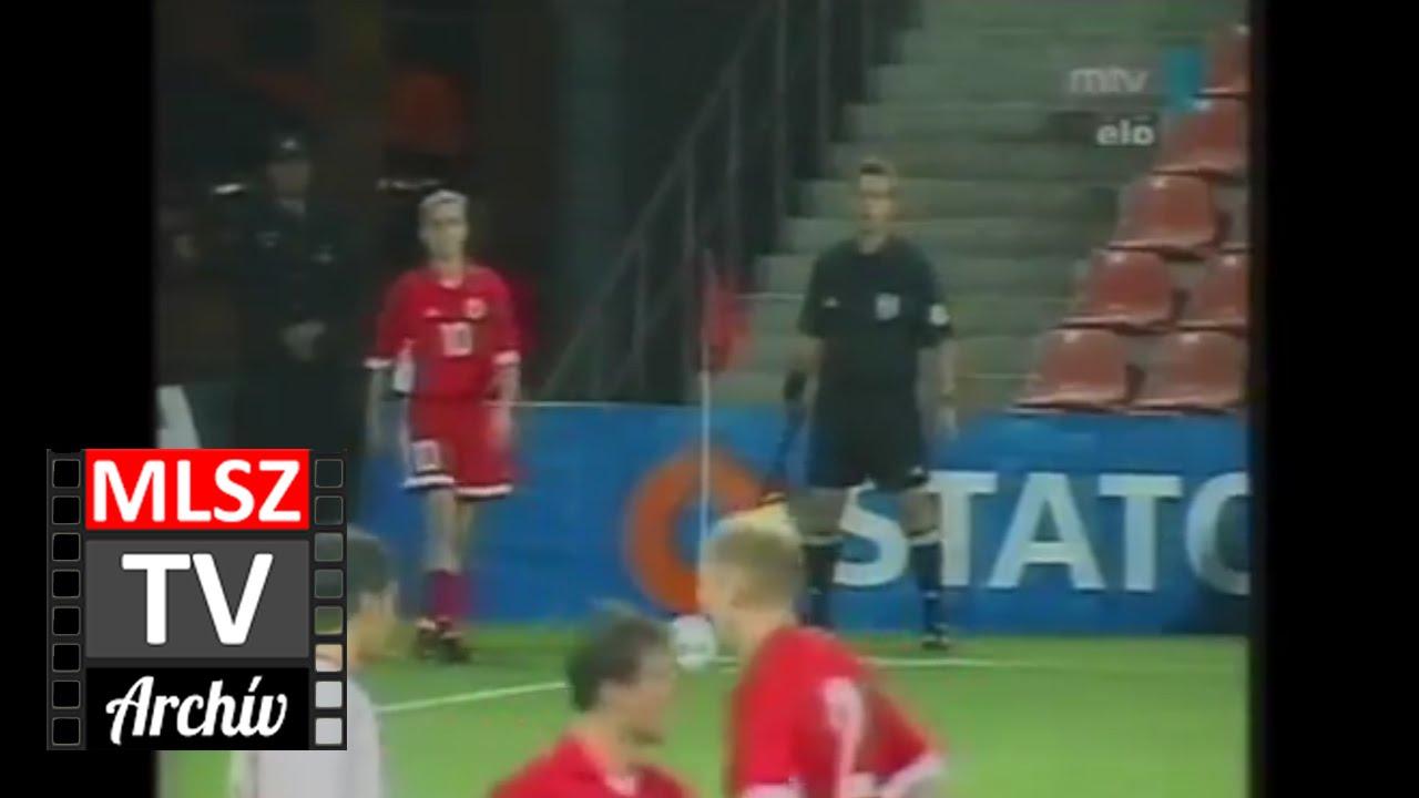 Lettország-Magyarország | 3-1 | 2003. 09. 10 | MLSZ TV Archív