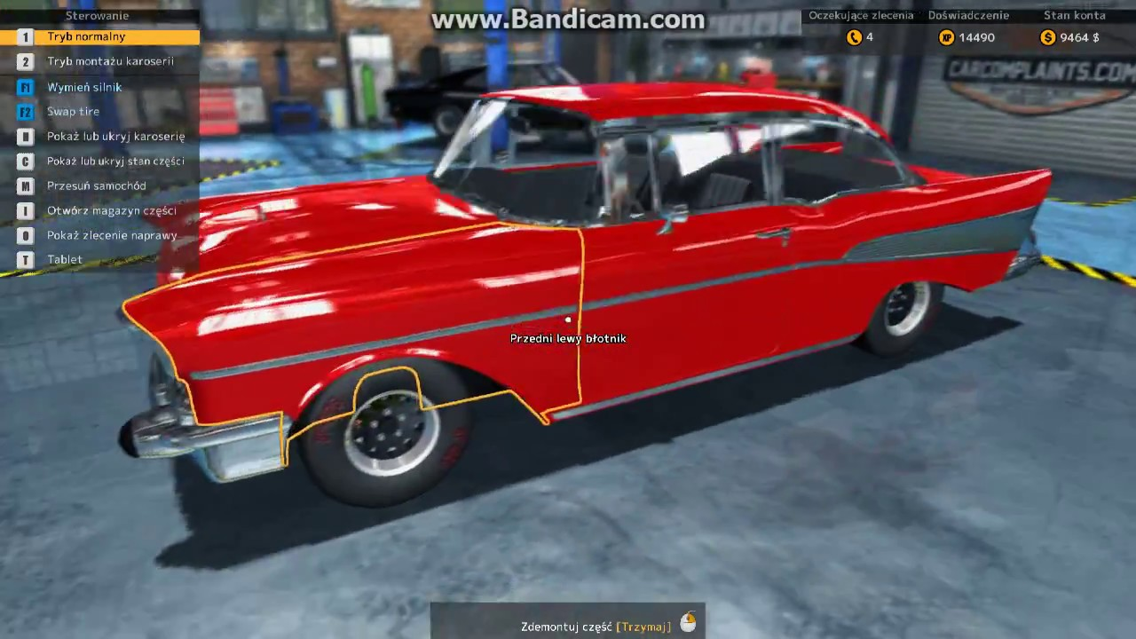 Car Mechanic Simulator 2015 Golden Edition - Two Classic Cars Fully ...