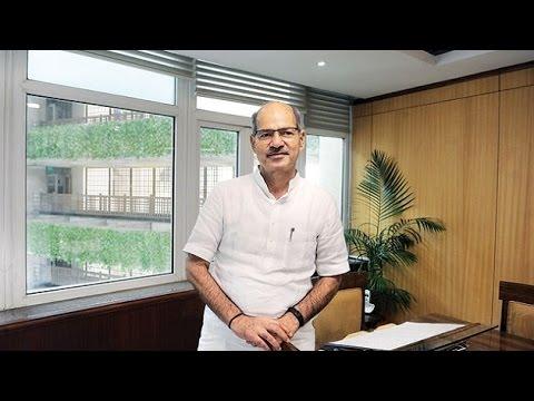 A glance at Anil Madhav Dave's life