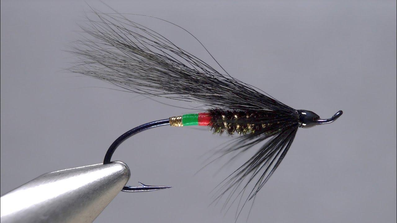 Pink Salmon fishing fly