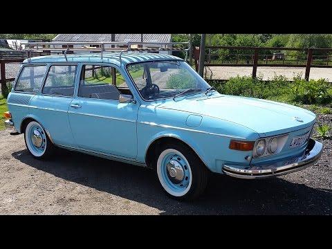 VW Variant 412 LE 1974 for Sale