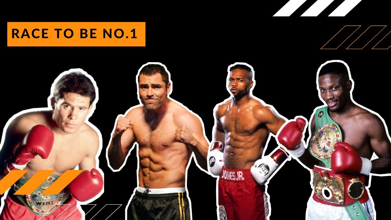 Download Chronology of 90's Boxing Pound For Pound Number One Race