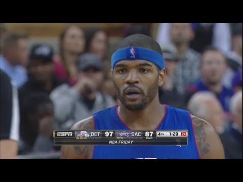 Josh Smith Full Highlights at Kings - 21 Points 7 Assists 4 Blocks (2013.11.15)