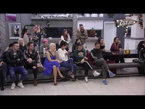 Zadruga 2 - Zadrugari gledaju Zolinu i Miljaninu veridbu - 20.01.2019.