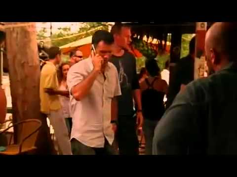 Burn Notice bloopers!