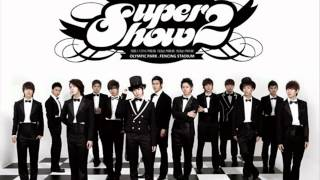 Video Super Junior - 18. Dance with Doc+Run To You (Kangin's Solo) [Super Show 2 Audio] download MP3, 3GP, MP4, WEBM, AVI, FLV Agustus 2018