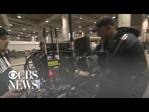 CBS Sports will make history at Super Bowl with state-of-the-art equipment