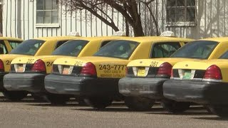 Wife of murdered Albuquerque cab driver sues cab company