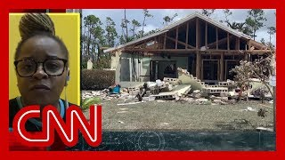 Hurricane Dorian survivor: Bahamas relatives are alive, but not OK