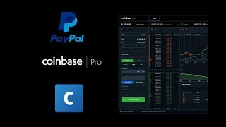 تداول اشتري بيع البيتكوين عن طريق باي بال Paypal مع coinbase