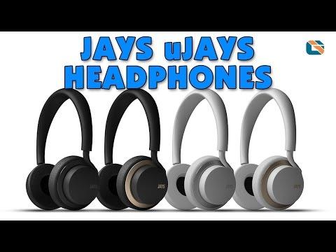 JAYS uJAYS On-Ear Headphones Review #uJAYS #JAYSuJAYS