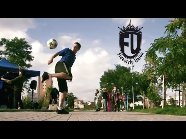 How 2 Freestyle Football - Soccer Tricks Tutorial | FU TV