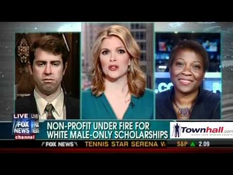 Man Defends Non-Profit White Male-Only Scholarship