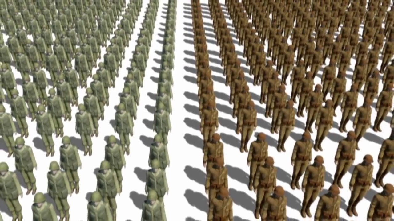Великая Война. 18 Серия. Война с Японией. StarMedia. Babich-Design