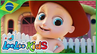 Yankee Doodle - Música Infantil Para Crianças | LooLoo Kids Português