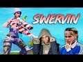 Fortnite Montage - SWERVIN (A Boogie & 6ix9ine)