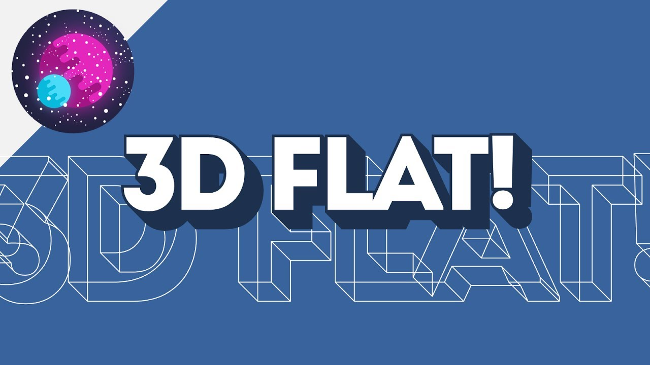 (Tutorial) How to Make a Flat 3D Text Effect in PowerPoint | Angelo Kadusale