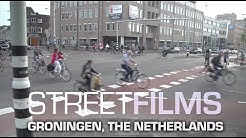 Street Films: Groningen - Fahrrad Hauptstadt der Welt (mit dt. Untertiteln)