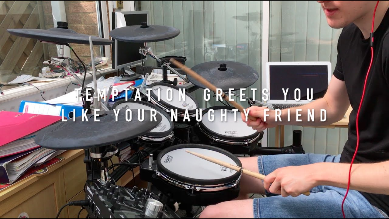 Temptation greets you like your naughty friend drum cover arctic temptation greets you like your naughty friend drum cover arctic monkeys m4hsunfo Gallery