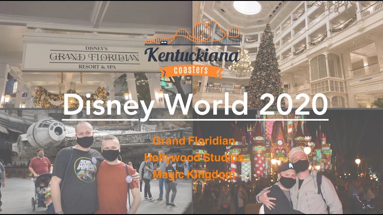 Disney World 2020: Grand Floridian, Hollywood Studios & Magic Kingdom