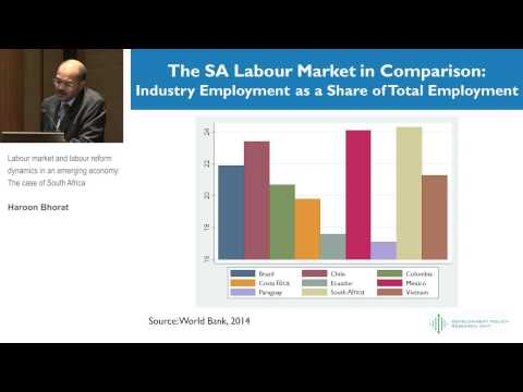 TIS Conference -  Labour market and labour reform dynamics in an emerging economy (2.2)