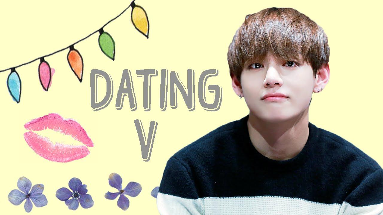 Imagine BTS V as your boyfriend