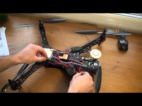 Minla 3G/4G LTE FPV drone receiver. Overview.