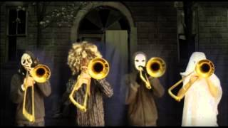 Ray Parker Jr - Ghostbusters Theme: Halloween 2012 Trombone Arrangement