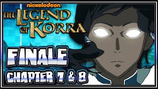 The Legend of Korra Video Game PC - (1080p 60FPS) FINALE - Chapter 7 & 8