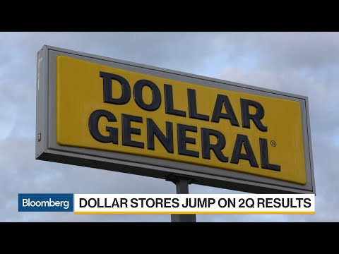 Dollar Stores Provide a Bright Spot for Retail in Second Quarter