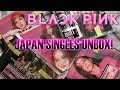 BLACKPINK - DDU-DU DDU-DU [[unboxing!!]] | 6 Japanese Singles, All Editions | American FANBOY