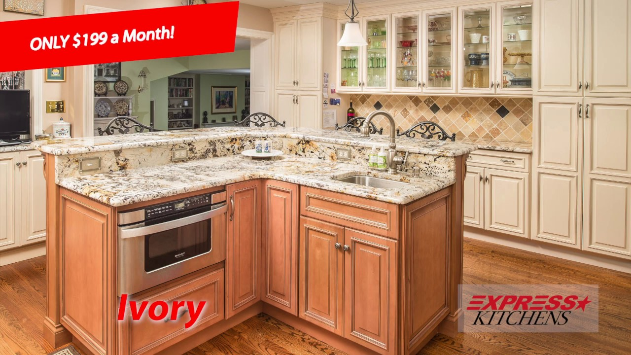 Cabinets, Counter Tops from Express Kitchens of Hartford, CT