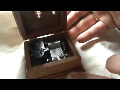 Unchained melody music box