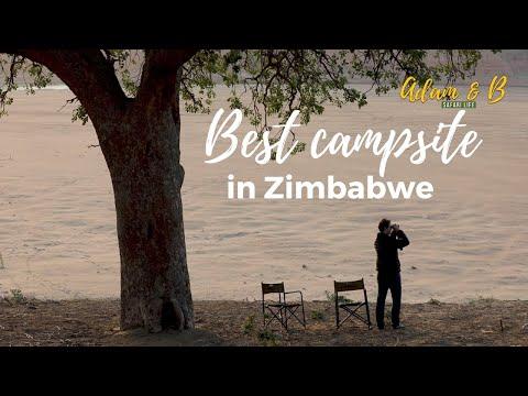 BEST campsite in Zimbabwe | Chilojo No. 2 Exclusive Camp, Gonarezhou National Park | Vlog S01E03