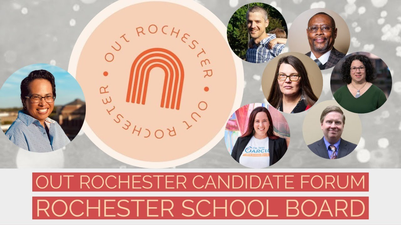 Out Rochester Candidate Forum - School Board
