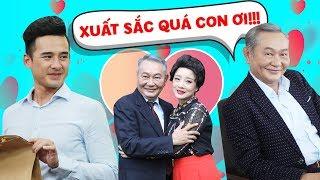 Gia đình là số 1 phần 2 ep cut 64: Ông ngoại Hae Ri hài lòng tột độ vì tài năng của Lương Thế Thành